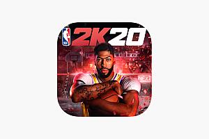 苹果iOS【NBA 2K20】IPA下载