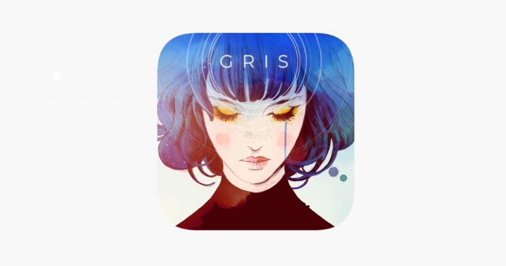 苹果iOS付费游戏推荐-GRIS