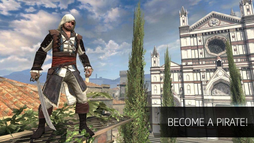 苹果iOS美区ID「刺客信条:本色」Assassin's Cred Identity共享账号