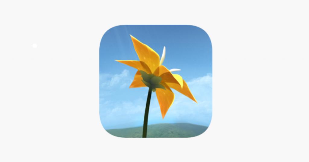 苹果iOS付费游戏推荐-Flower