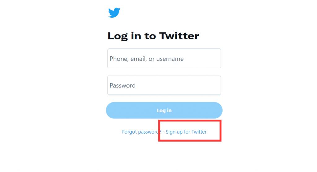 Twitter怎么注册-Twitter推特账号注册教程